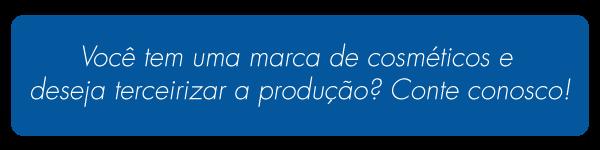 produção de cosméticos